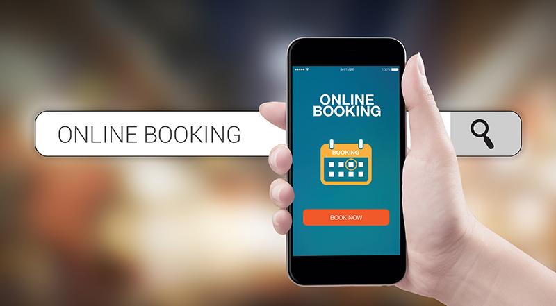 Booking System Development