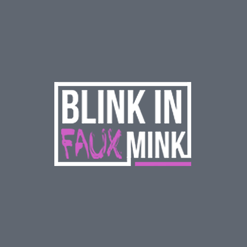 Blink in faux mink